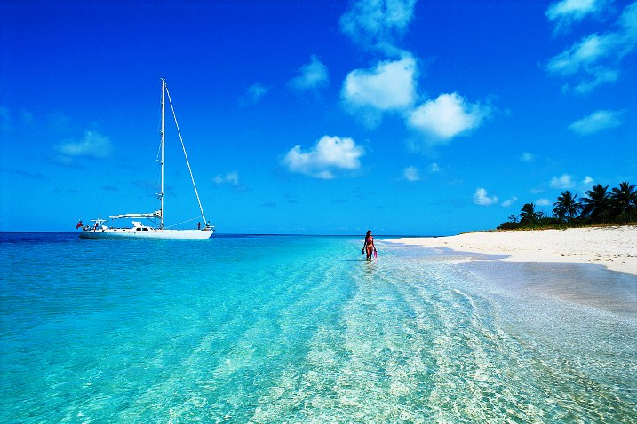 Luxury Yachting in The British Virgin Islands